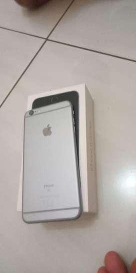 Hp iphone 6s plus, komplit yg minat boleh dilihat lihat,masih mulus