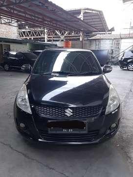 """Suzuki Swift GX Matic """"2013"""" Hitam"""