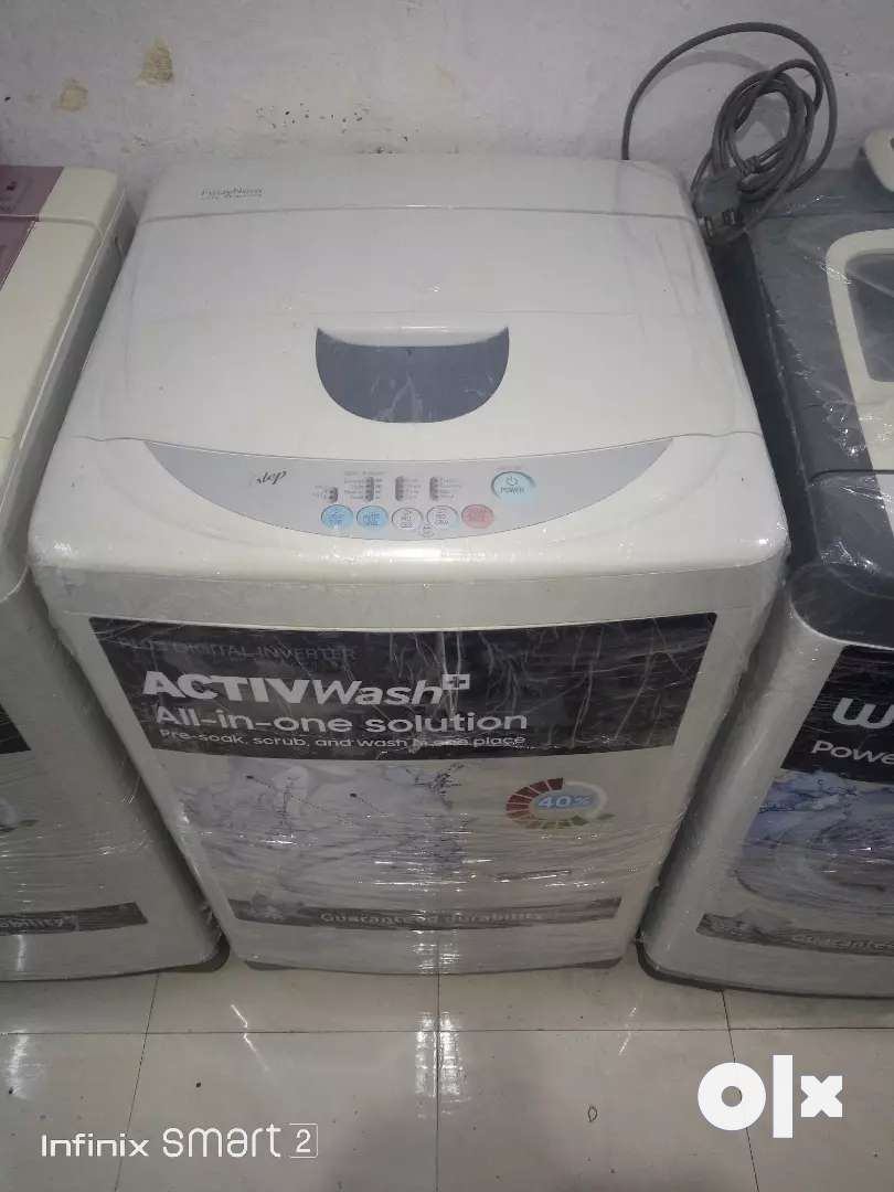 LG washing machine fully automatic