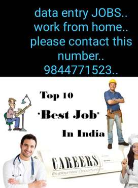 Typing jobs for fresher's and engineering students. Hurry don't miss