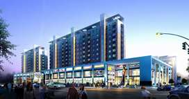 Garden face 3 Bhk flat for sell in Royal society Chala. .
