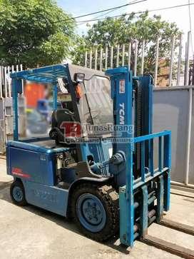 Forklift TCM Listrik Baterai 3 Ton Bekas - Counter Balance Elektrik