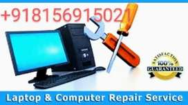 Laptop and pc Repair Service