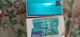 F17pro 8gb 128gb Blue color 10by9