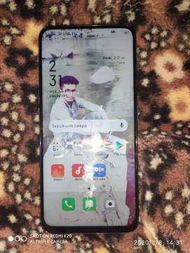 Oppo f11 pro with excellent condition and bill ,box also available