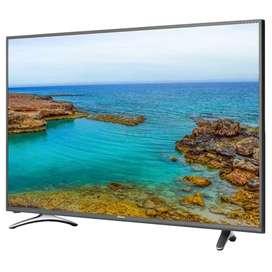 "Cornea 55"" 4K LED TV with warranty of 1 year"