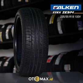 Ban Mobil Falken Ziex ZE914 235/55 R18 100V