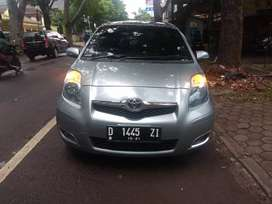 Promo kredit murah Yaris J metic 2011 no minus