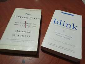 Malcolm Gladwell : Tipping Point & Blink