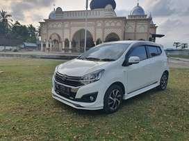 Daihatsu AYLA 1,2 R Metik 2017 BISA TUKAR TAMBAH BISA PROSES KREDIT777