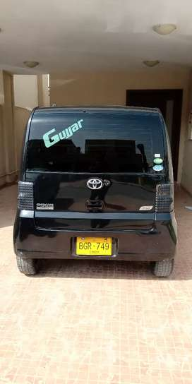 Toyota Pixis Space 2016 registered