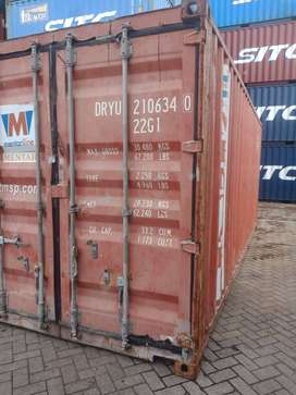 Container 20 ft GP Depo Makassar Kontainer Bekas
