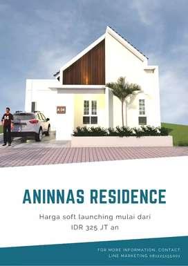 RUMAH MURAH KLATEN-ANINNAS RESIDENCE