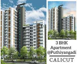 P93 3 BHK Luxury Apartment for sale in calicut കോഴിക്കോട് ഫ്ലാറ്റ്