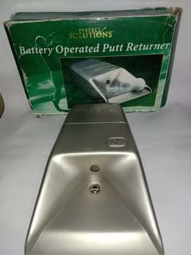 Perfect Solutions Battery Operated Compact golf Putt Returner