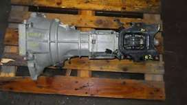 Mazda E2200 Gearbox with with Toyota Hiace Hozing for sale in Karachi
