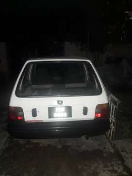 Suzuki Mehran model registered in 1990. Original