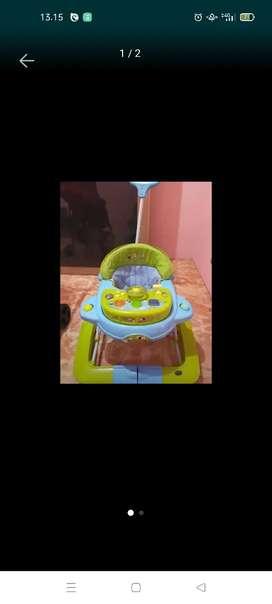 Baby Walker merk Pliko