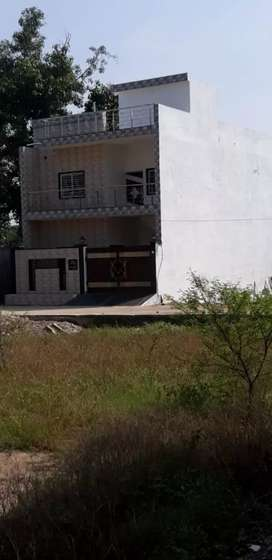 3 sided open beautiful home at makronia sanjeev nagar coverd campus