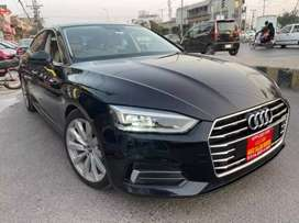 Audi A5 Executive Class 1.4 Turbo Charge With Beige Interior