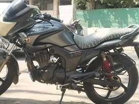 Argent bike sell Hero Honda Hunk