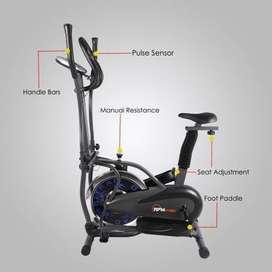 Cross Trainer Hi Cross Trainer - GYM , DUMBELL, TREADMILL, BIKE, CYCLE