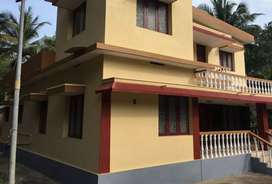 5 bed room house 65.5cents land road side per cent 320000