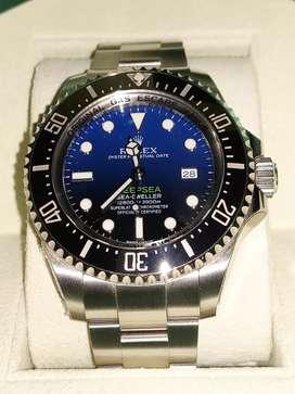 Rolex Sea Dweller Deep Sea D Blue