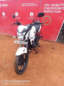 Good Condition Honda Trigger Std with Warranty |  4687 Bangalore