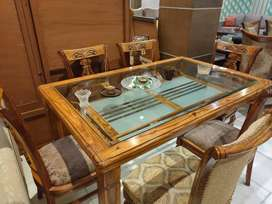 High Quality dining set 6 seater