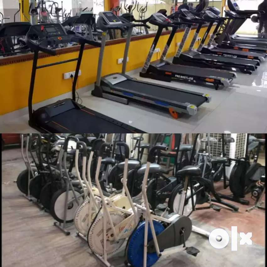 Treadmill starting price  9000/- 0