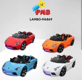 Mobil Aki Lamborghini