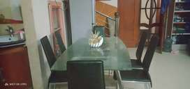 Iron table used 8 years