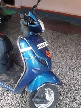 Honda activa 2015
