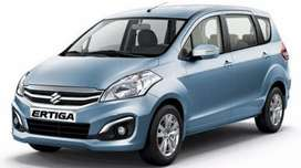Rent for car 7seats daily basis and monthly
