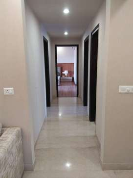 Porsche and luxurious gated 3 bhk apartment in Mohali