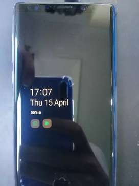 Samsung Galaxy note 9 128/6 Gb for sale