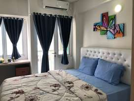 Disewakan Apartemen type studio, full furnished