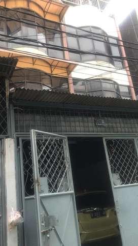 Dijual Ruko 4 lantai cocok kantor dan kost