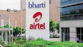 AIRTEL HR(Jhanvi mam);Need Customer care Ex./Data Entry;Backoffc Ex.