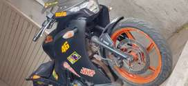 Cbr 250 on rent  only