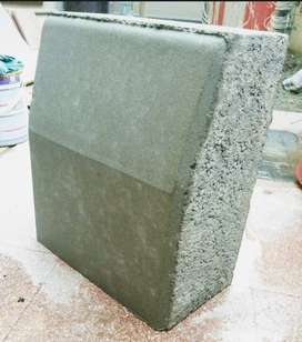 Kerb stone in lahore