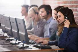 WE ARE HIRING MALE/FEMALE BOTH FOR CALL CENTER FRESHER CAN ALSO APPLY