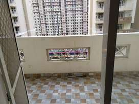 2 BHK unfurnished flat on rent in Royal Nest Noida Extension.