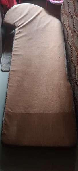 Sponge bedding x 2 mattress