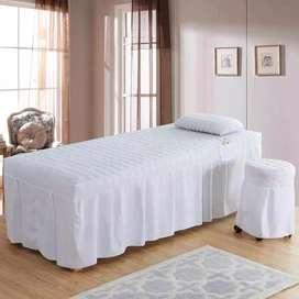 sepre/cover ranjang racial/facial bed cover