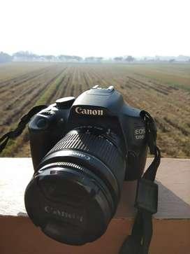 Ini baru keren Kamera DSLR Canon EOS 1200D HD Video