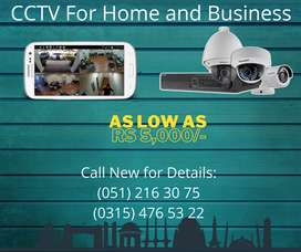 CCTV For Home and Business