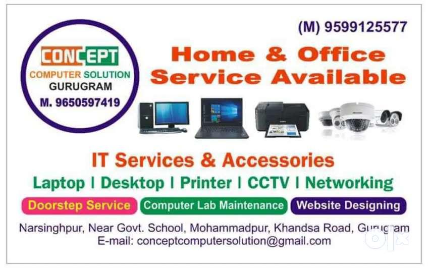 Computer (IT) Service