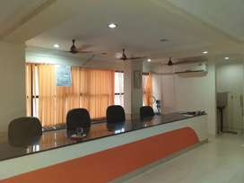 Furnished office space kochi mg road